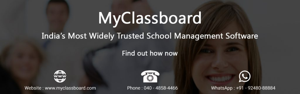 India's most trusted school management software