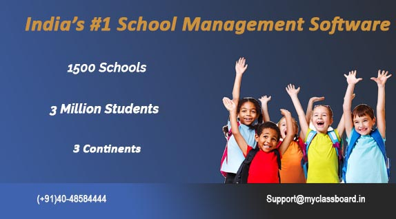 India's No.1 School Management Software