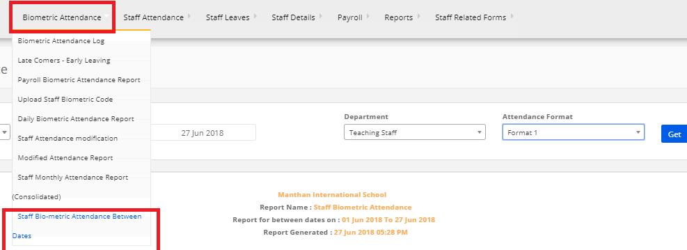 Biometric_Attendance Archives - School Management Software